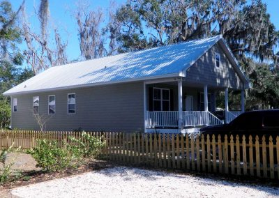 Fort-King-George, Darien, GA - Coastal Cottage